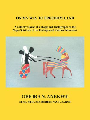 cover image of On My Way to Freedom Land