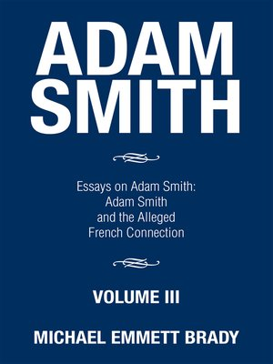 cover image of Adam Smith