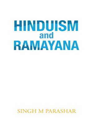 cover image of Hinduism and Ramayana