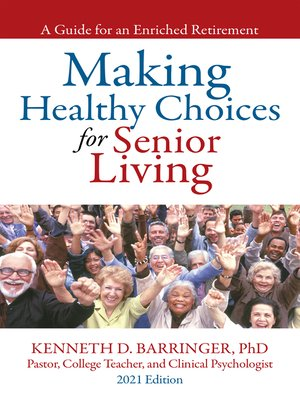 cover image of Making Healthy Choices for Senior Living