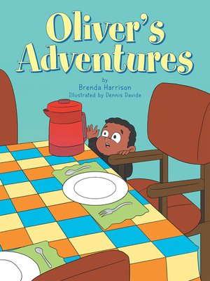 cover image of Oliver's Adventures