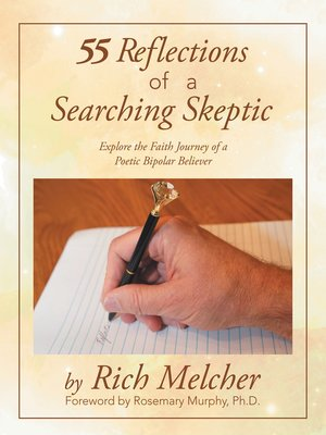 cover image of 55 Reflections  of a Searching Skeptic
