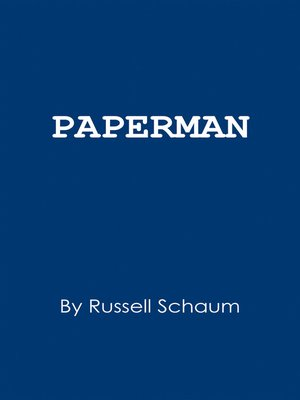 cover image of Paperman