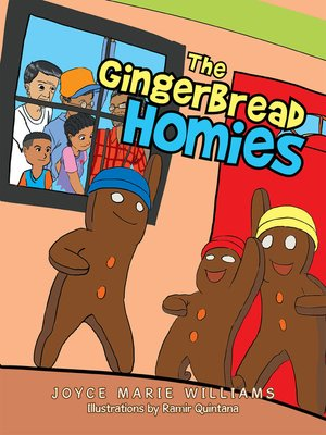 cover image of The Gingerbread Homies