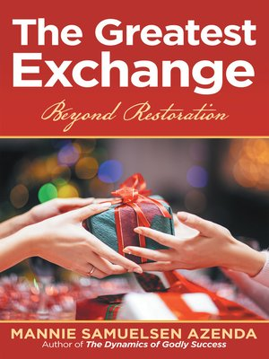 cover image of The Greatest Exchange