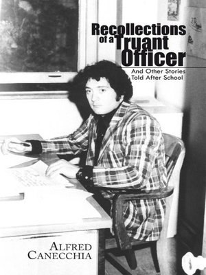 cover image of Recollections of a Truant Officer
