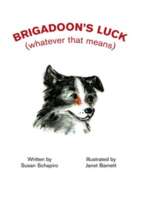 cover image of Brigadoon's Luck
