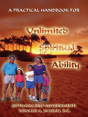 cover image of A Practical Handbook for Unlimited Spiritual Ability