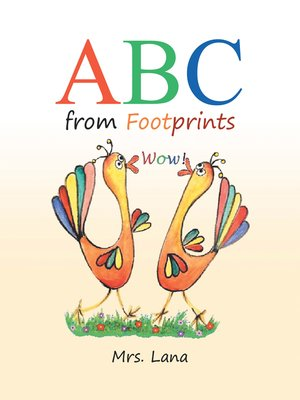cover image of Abc from Footprints
