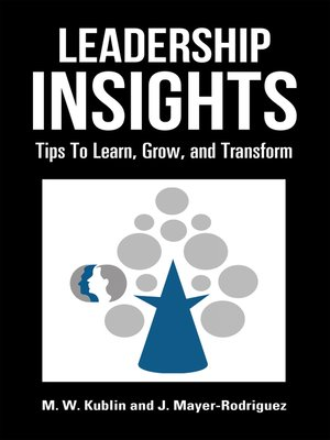 cover image of Leadership Insights