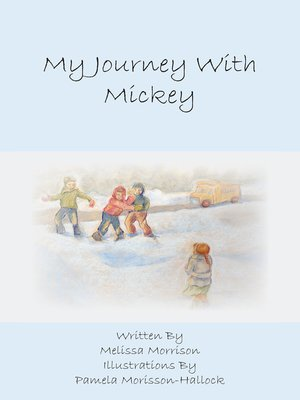cover image of My Journey with Mickey