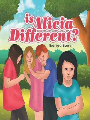 cover image of Is Alicia Different?