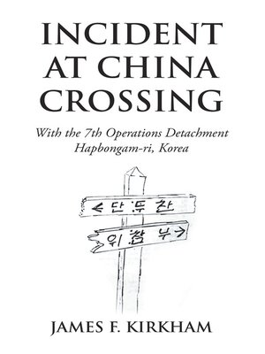 cover image of Incident at China Crossing