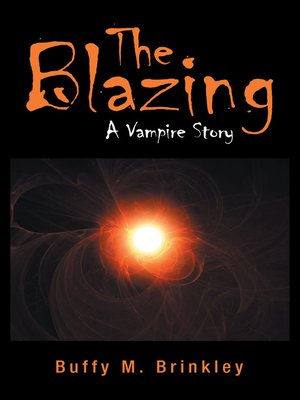cover image of The Blazing