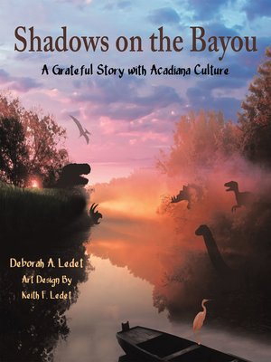 cover image of Shadows on the Bayou