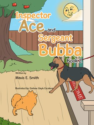 cover image of Inspector Ace and Sergeant Bubba