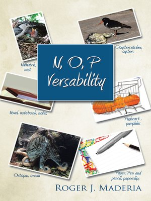 cover image of N, O, P  Versability