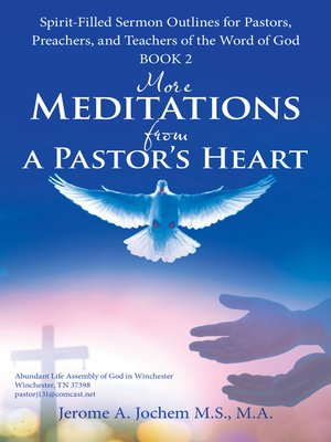 cover image of More Meditations from a Pastor'S Heart