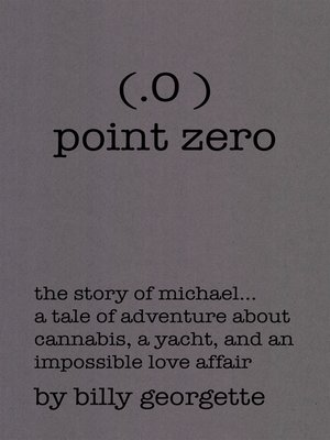cover image of (.O ) Point Zero