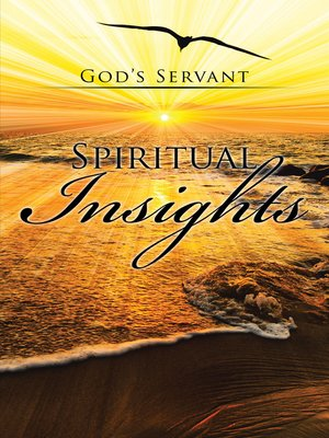 cover image of Spiritual Insights