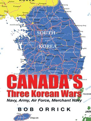 cover image of Canada's Three Korean Wars