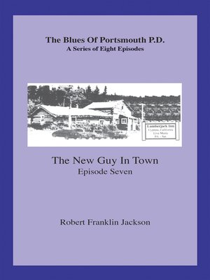 cover image of The Blues of Portsmouth P.D.