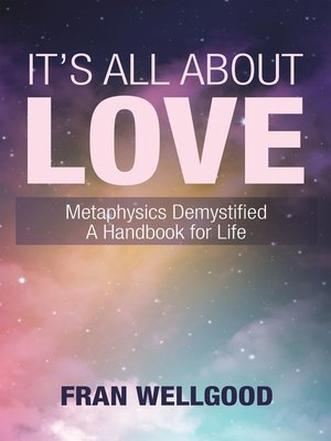 cover image of It's All About Love
