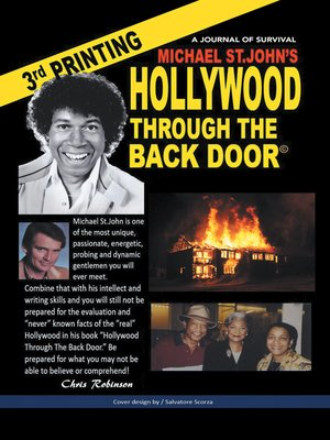 cover image of Hollywood Through the Back Door