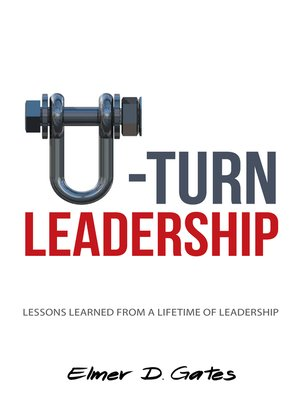 cover image of U-Turn Leadership
