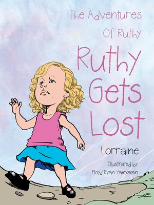 cover image of The Adventures of Ruthy