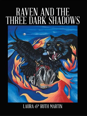 cover image of Raven and the Three Dark Shadows