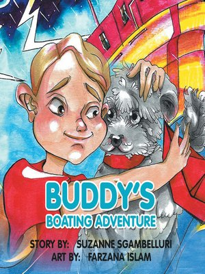 cover image of Buddy's Boating Adventure