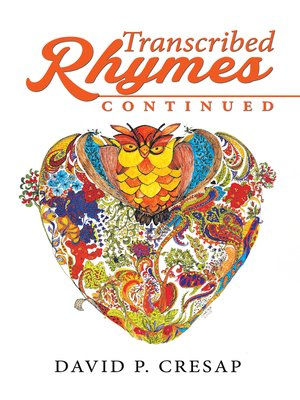 cover image of Transcribed Rhymes