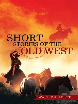 cover image of Short Stories of the Old West