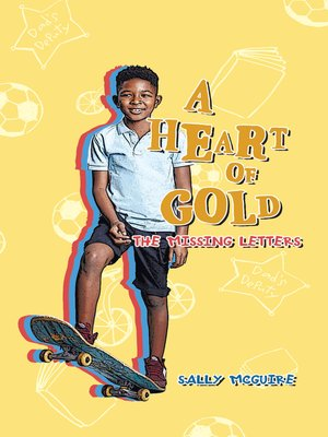 cover image of A Heart of Gold