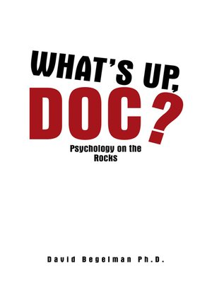cover image of What's Up, Doc?