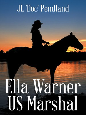 cover image of Ella Warner Us Marshal