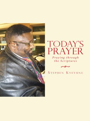 cover image of Today's Prayer