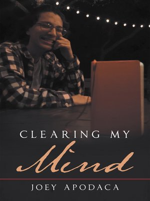 cover image of Clearing My Mind