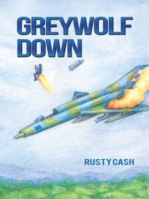cover image of Greywolf Down