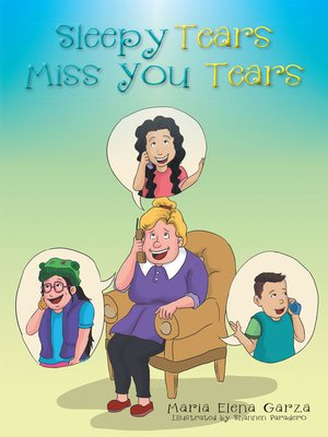 cover image of Sleepy Tears Miss You Tears