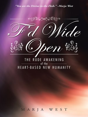 cover image of F'D Wide Open