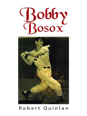 cover image of Bobby Bosox