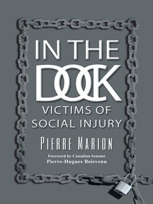 cover image of In the Dock