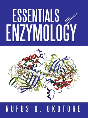 cover image of Essentials of Enzymology