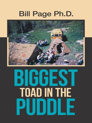cover image of Biggest Toad in the Puddle