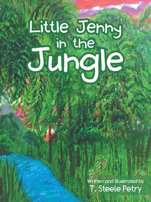 cover image of Little Jenny in the Jungle