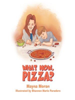 cover image of What Now, Pizza?