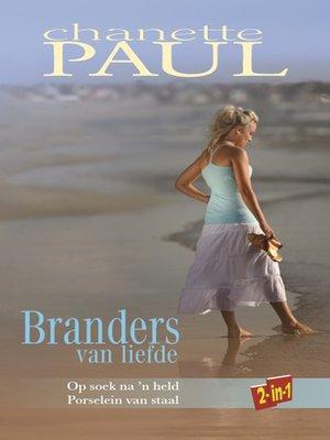 cover image of Branders van liefde