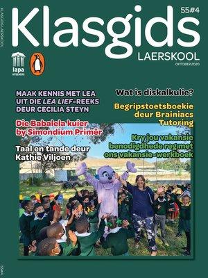 cover image of Klasgids Oktober 2020 Laerskool